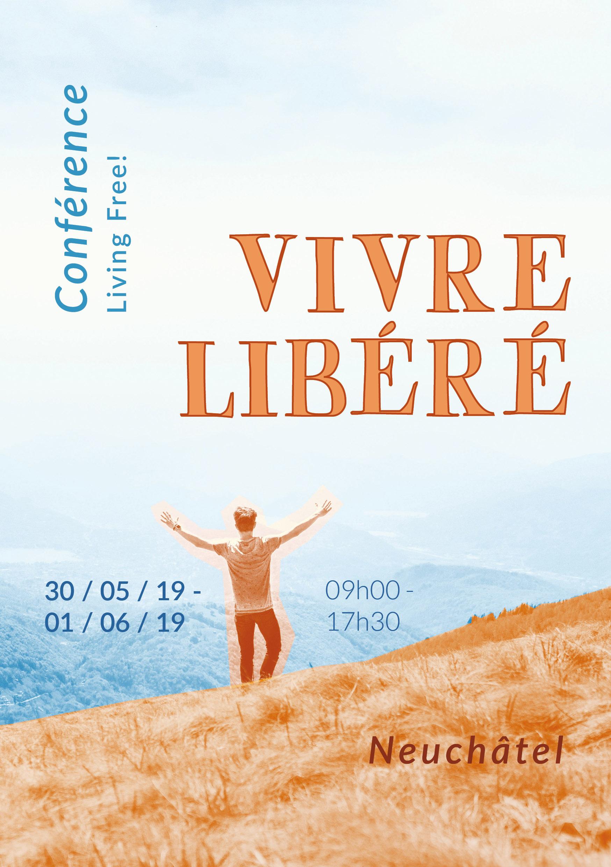 Vivre Libéré 20193